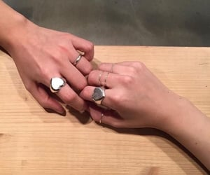 hands, in love, and love image