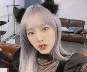 izone, yena, and catgirl image
