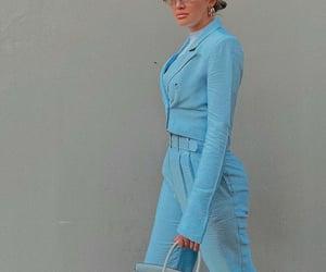 bag, girl, and outfits image