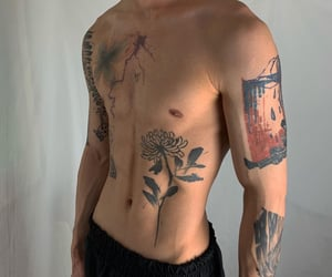 body, Tattoos, and body tattoos image