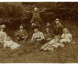 1900s, evil, and family image