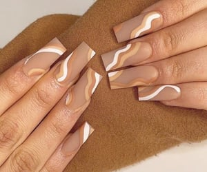 aesthetic, trend, and nailart image