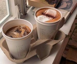 coffee, aesthetic, and beauty image