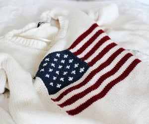 white sweater, cozy, and sweater image