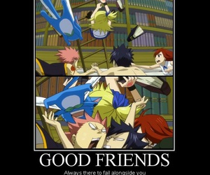 fairy tail, anime, and happy image