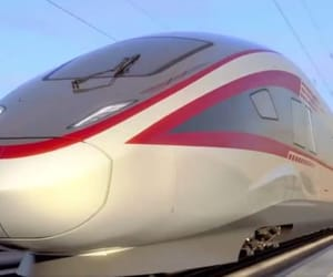 crrc, chinarail, and highspeedtrain image