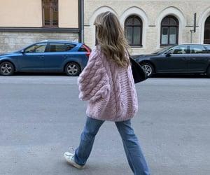 fashion, parisian, and pink image