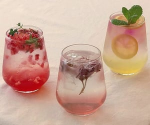 beverage, cocktail, and Cocktails image