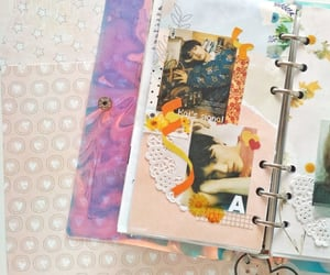 diary, notebook, and planner image