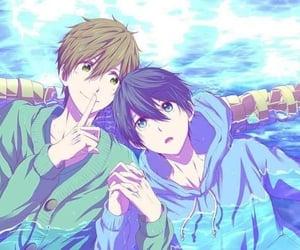anime, free, and haruka nanase image