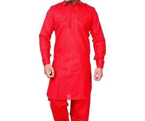 indian dress, kurta pajama, and party wear dress image