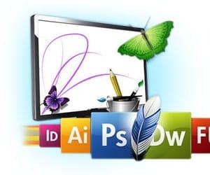 ireland, design company, and logo design image