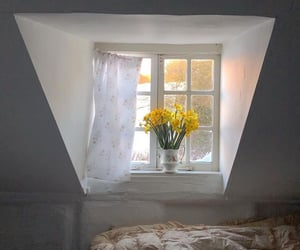 bedroom, cottage, and room inspo image