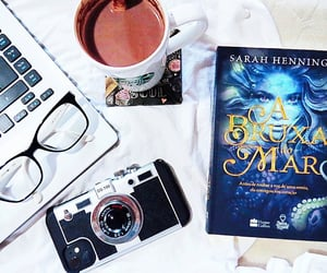 books, sea witch, and the little mermaid image