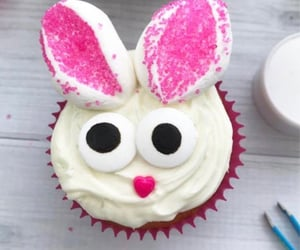bakery, easter bunny, and cute image