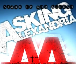 scene, asking alexandria, and sumerian records image