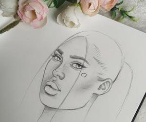 art, beautiful, and illustrator image