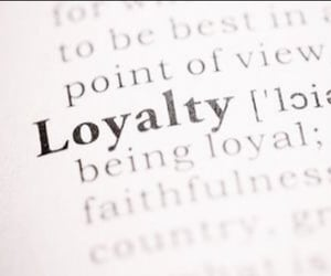 loyalty, quotes, and aesthetic image