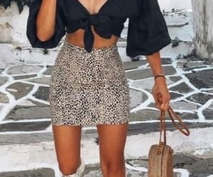 fashion, authentic, and skirt image