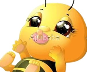 bee, dress, and cute bee image