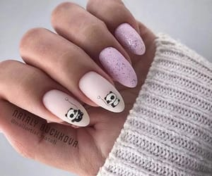 girl things, girls beauty, and nails design image