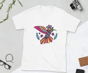 cool tshirt, hummingbird, and etsy image