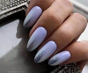 fashion, moda, and nail art image