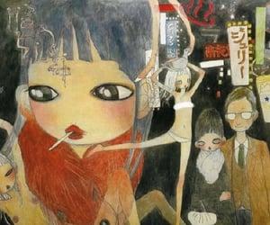 art, aya takano, and drawing image