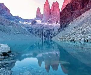 belleza, lago, and fotografía image
