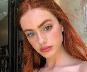 beautiful, hair, and manip image