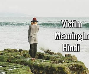 victim meaning image