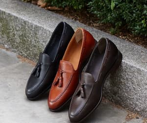 loafers for men and black loafers for men image