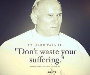 depression, pope, and saint image
