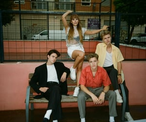 danna paola, know me too well, and new hope club image