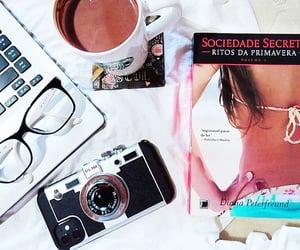 book, livro, and sociedade secreta image