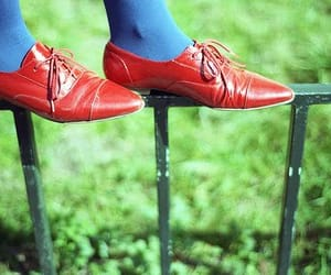 girl, tights, and fashion image