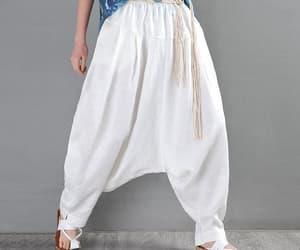 etsy, women harem pants, and womens yoga pants image