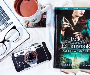 book, livro, and stalking jack the ripper image