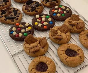 Cookies, food, and aesthetic image