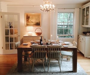 home, kitchen, and dining room image