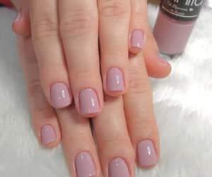 nail art decals, nude nail art, and sparkling nail designs image