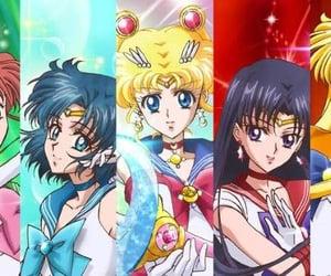 usagi, anime, and sailor moon image