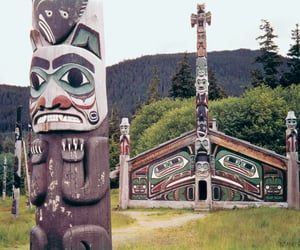 alaska, culture, and native image
