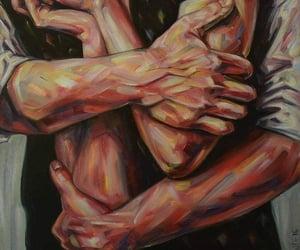 arms, hug, and human image