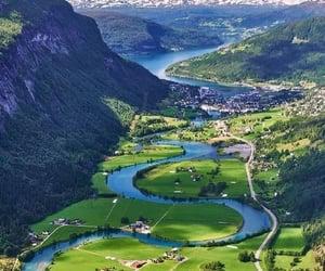 belleza, paisaje, and vista aerea image