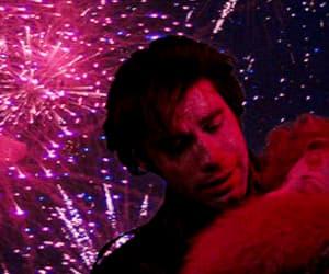 80s, John Travolta, and film image