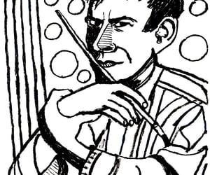 art, artwork, and Otto Dix image