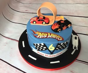birthday, cars, and children image