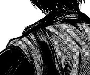 anime, ghoul, and ken kaneki image