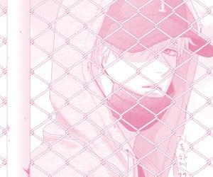 aesthetic, manga, and pink image